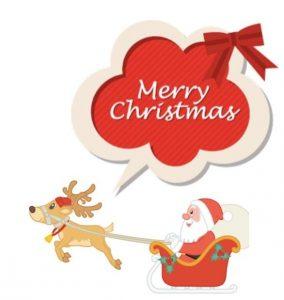 メリー クリスマス スタンプ 無料